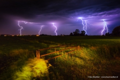 Bas Meelker - When lightning strikes